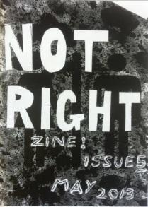 zine #5 cover