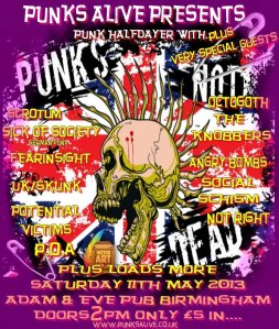 Punk Halfdayer