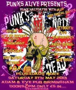Punk Halfdayer