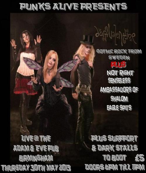 Punks Alive poster 2