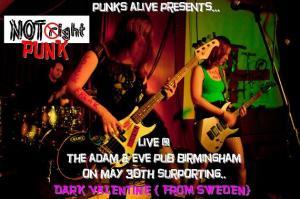 Punks Alive poster