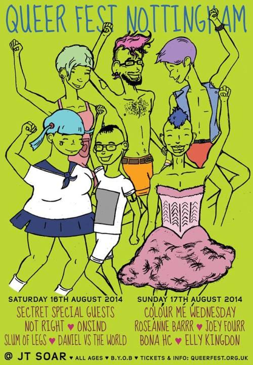 Queer Fest Nottingham